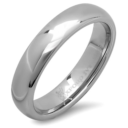 5mm Plain Band Ring - 5