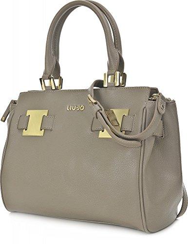 Vulcano Totes Liu Bolso Shopper Shopping S Jo Cm 35 Braun xUCwqRH1nC