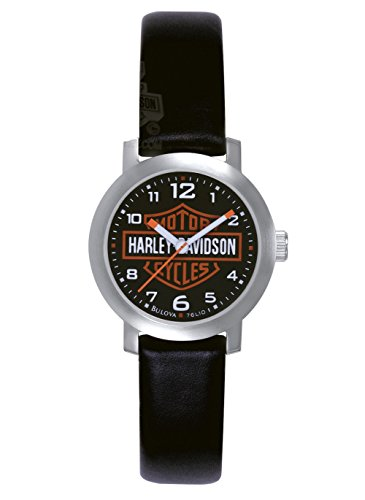 Harley-Davidson Bulova Women's Watch. 76L10