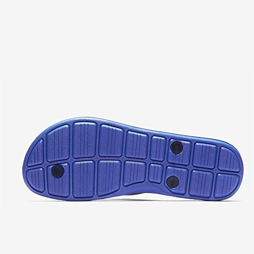 Nike Solarsoft Thong 2, Men's Sneakers Blue (Midnight Navy / Racer Blue)