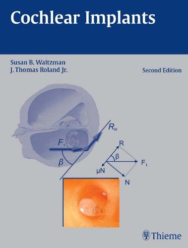 Cochlear Implants (2nd 2006) [Waltzman & Roland]
