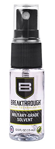 Breakthrough Clean Technologies Military-Grade Gun Cleaning Solvent - 15ml