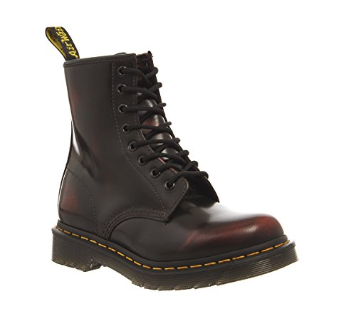 1460 Red Femme Dr W Arcadia Shimmer Boots Cherry Martens 6nCU4wqx7