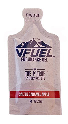 Smooth Caramel Apple - VFuel Endurance Gel 24 Pack (Salted Caramel Apple)