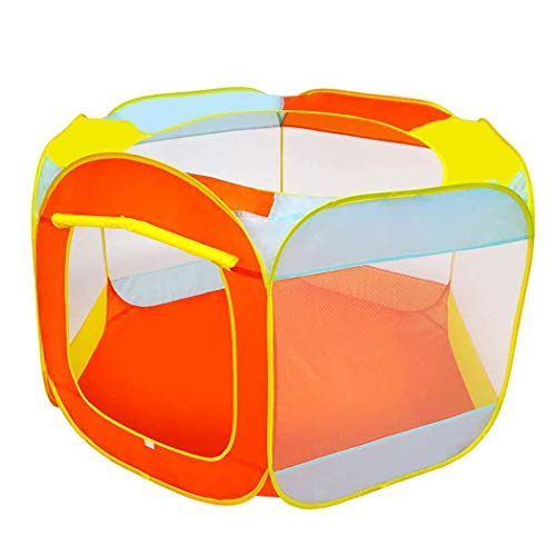 Breven Kids Ocean Ball Pool Game Tent Folding Play Tent Children Toy Outdoor Play Tunnels from Breven