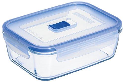 Arc International Luminarc 5.1-Cup Rectangle Pure Box Contai