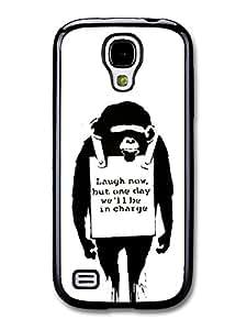 Laugh Now Chimp Ape Case for Samsung Galaxy S4 mini