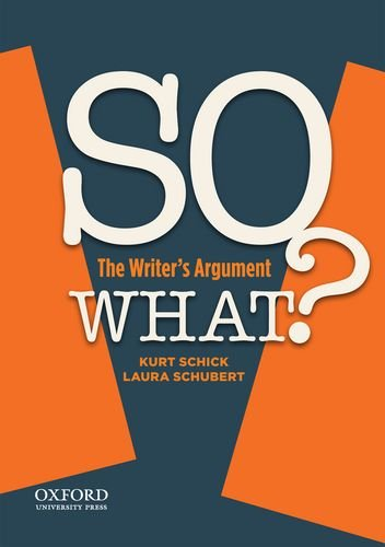 so-what-the-writers-argument