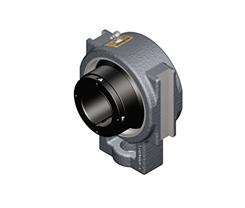 Sealmaster-USTU5000A-311-Unitized-Spherical-Split-Cast-Iron-Roller-Bearing-Take-Up-Adapter-Mount-36875-Shaft-Diameter-3687-ID-944-Width