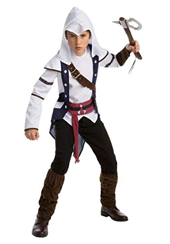 Assassins Creed: Connor Classic Teen Costume -