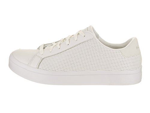 Homme Casual 10 Chaussures uni Hoagie lite Blanc 11 Skechers Salut Us Royaume CpwZqnOd7