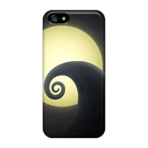 Design The Nightmare Before Christmas Spiral Hard Case For Iphone 6 Plus 5.5 Inch Cover