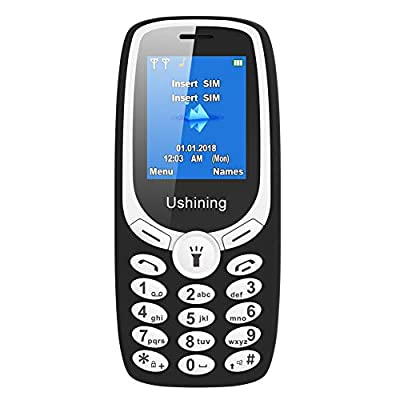 Ushining Unlocked Cell Phone,Long Standby time Basic Phones,T-Mobile Card Suitable