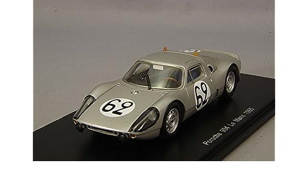 Spark modelo 1:43 s4684 Porsche 904 GTS 24h le mans 1965 Poirot//Stommelen