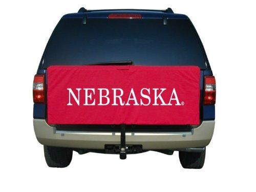(Rivalry NCAA Nebraska Cornhuskers Tailgate Hitch Seat Cover)
