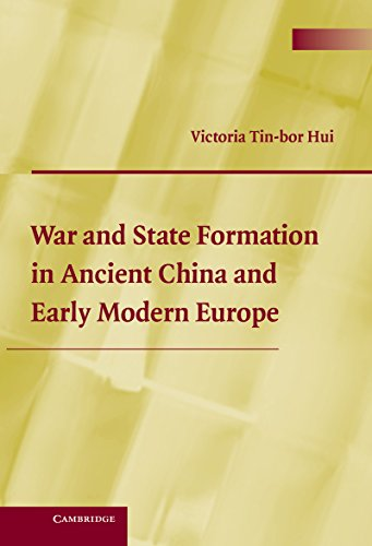 - War and State Formation in Ancient China and Early Modern Europe