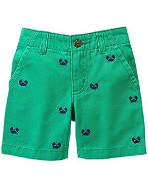 Crab Shorts