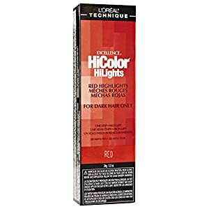 6. L'Oreal Excellence HiColor Red 1.2 oz