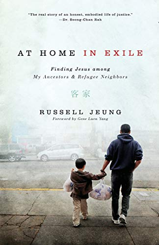 At Home in Exile: Finding Jesus among My Ancestors and Refugee Neighbors (Monterey Outlets)