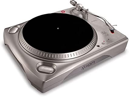 Ion TTUSB Turntable with USB Record (Discontinued by Manufacturer)