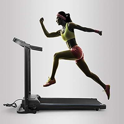 thegreatshopman Folding Treadmill Running Jogging Machine Gym Home Exercise Fitness Electric W/Smart Digital Display