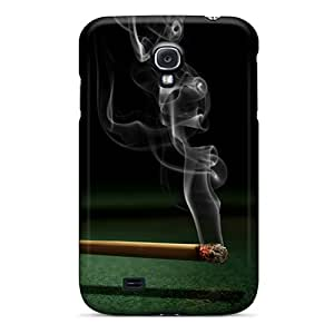 Johnmarkpl Case Cover For Galaxy S4 - Retailer Packaging Smoking Kills Protective Case