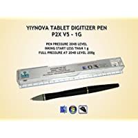 Yiynova P2X(V5) Ultra sensitive Premium Tablet Pen w/kit for YiyNova U series tablets