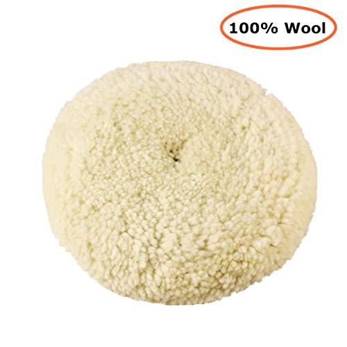 Inzoey Wool Buffing Pad,7