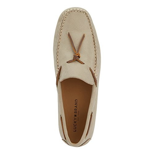 free shipping supply marketable online Lucky Brand Men's Wagner Loafer Cement enjoy sale online iiitaw