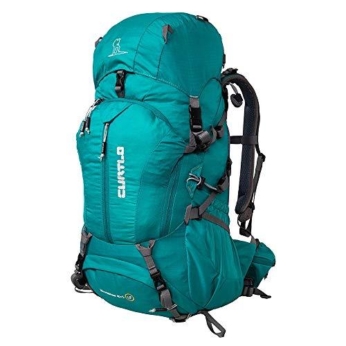 Mountaineer 40+5L Lady Fit - Com Rain Cover Curtlo Unissex U Verde