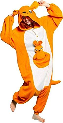 personaggi animati di Canguro cartoni Halloween Pigiama Costume WOWcosplay di 0qxaIzwB