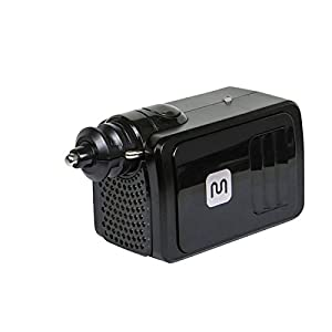 Monoprice 11602 12VDC to 110VAC 100W Auto Power Invertor with Dual USB charger