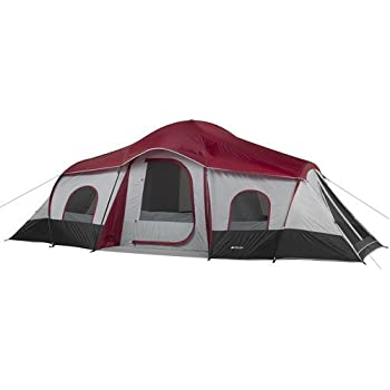 Ozark Trail 10-Person 3-Room XL Family Cabin Tent  sc 1 st  Amazon.com & Amazon.com : Best Choice Products 5 Person Camping Tent Family ...