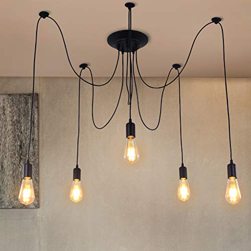 3 Arm Pendant Light