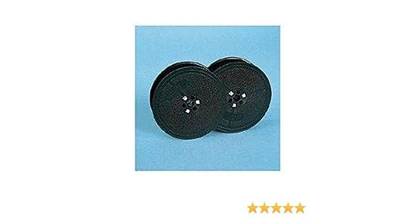 Olivetti Lettera 21 22 24 25 31 32 35 36 37 cinta mecanográfica rojo negro bobina bimotor: Amazon.es: Oficina y papelería