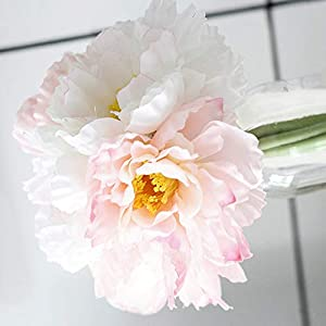 ADSRO Silk Artificial Flower, Artificial Floral Rosemary Bouquet Flower Wedding Home Decoration Shooting Props 21
