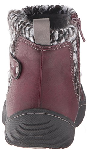 Boot JSport Darcie Jambu Burgundy Women's RqZZwnB7