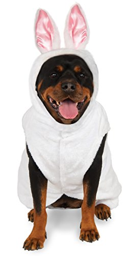 Rubie's Big Dog Boutique Bunny Hoodie, 3X-Large -