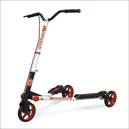 Ivolve Sports Y-Volution - Patinete YFliker SP5 Rojo: Amazon ...