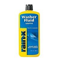 Rain-X White RX11806D Aditivo de fluido para lavadoras-16.9 fl. oz, 500. ml