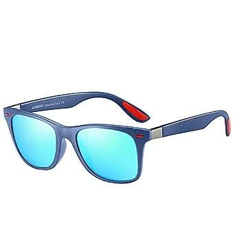 UKLoving Gafas de sol hombre DUBERY polarizadas UV400 Unisex - gafa de sol para mujer baratas Retro Protección - Conducir al aire libre Hombres ...