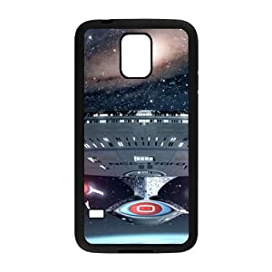 Happy Mysterious Spaceship Fahionable And Popular Back Case Cover For Samsung Galaxy S5
