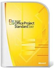 Microsoft Project 2007 Win32 English Academic Edition CD