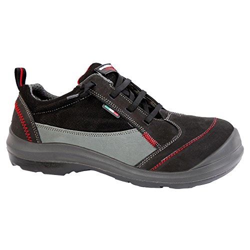 Giasco 33N32C39 Breda Chaussures de sécurité bas S3 Taille 39 Noir/Gris