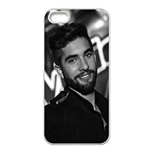 iphone5 5s Cover , Kendji Girac Cell phone case White for iphone5 5s - KS888-124979