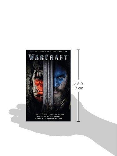 Warcraft-Official-Movie-Novelization