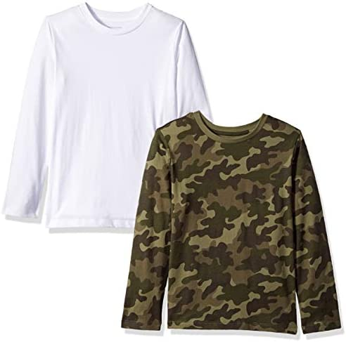 Amazon Essentials Boys 2 Pack Long Sleeve product image