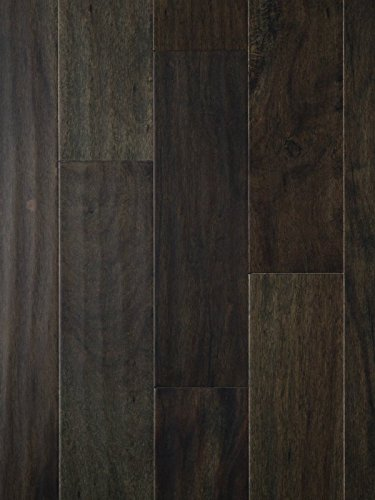 Tasmanian Night Acacia Wood Flooring Hand Scraped Durable