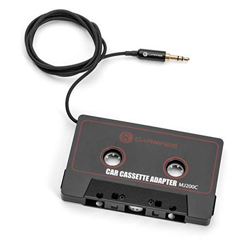 Carwires MJ200C Premium Car Cassette Adapter