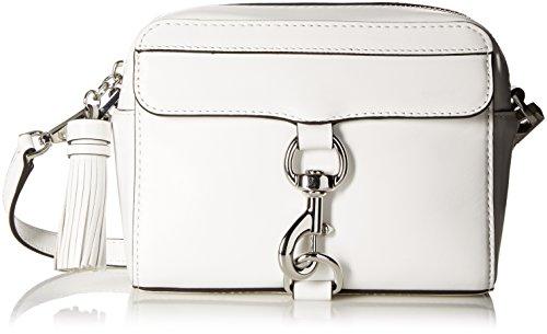 Rebecca Minkoff MAB Camera Bag, Optic White